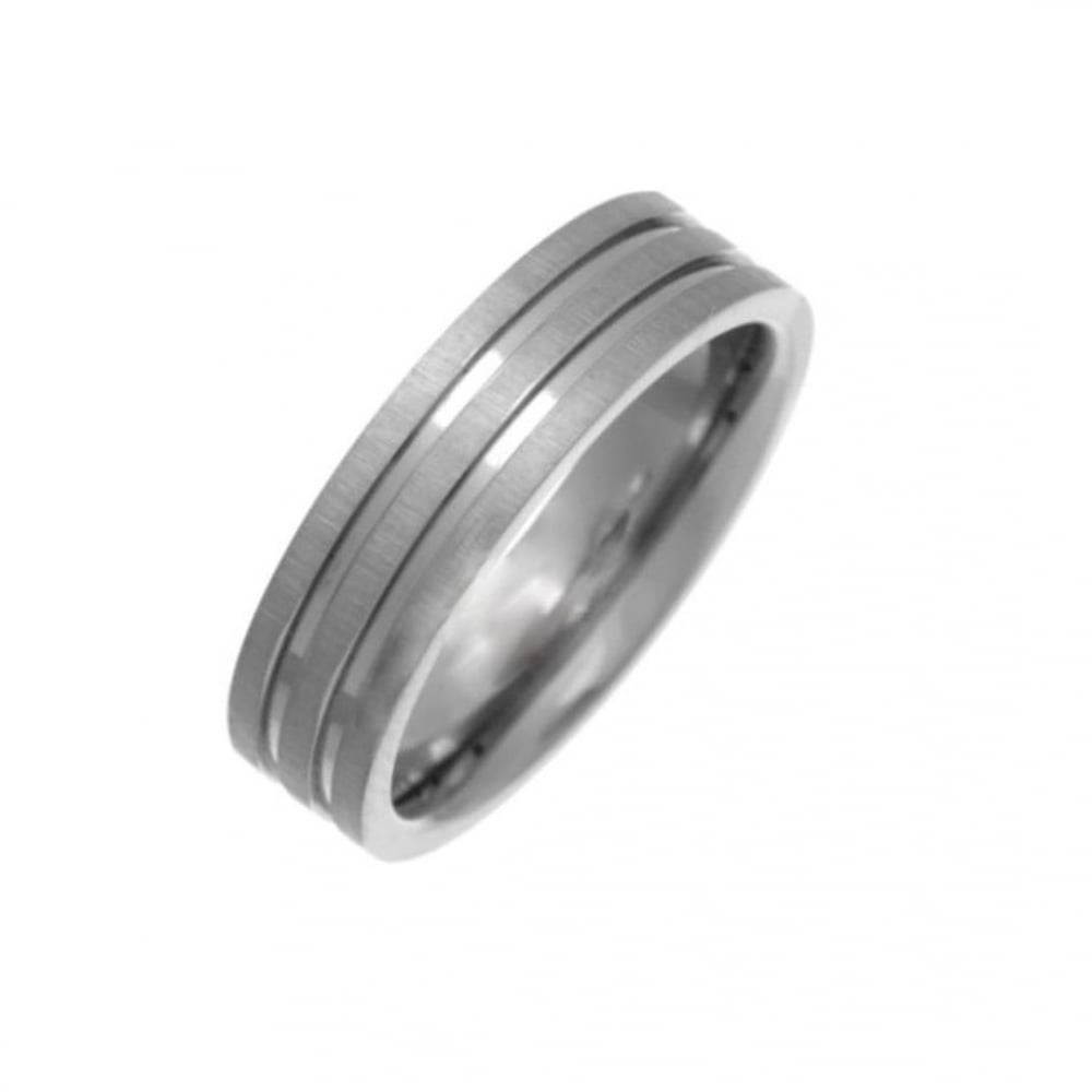 shiny wedding band catbird yg classic flat bands rings