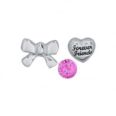 Treasure Charms Best Friends Forever Charm Set