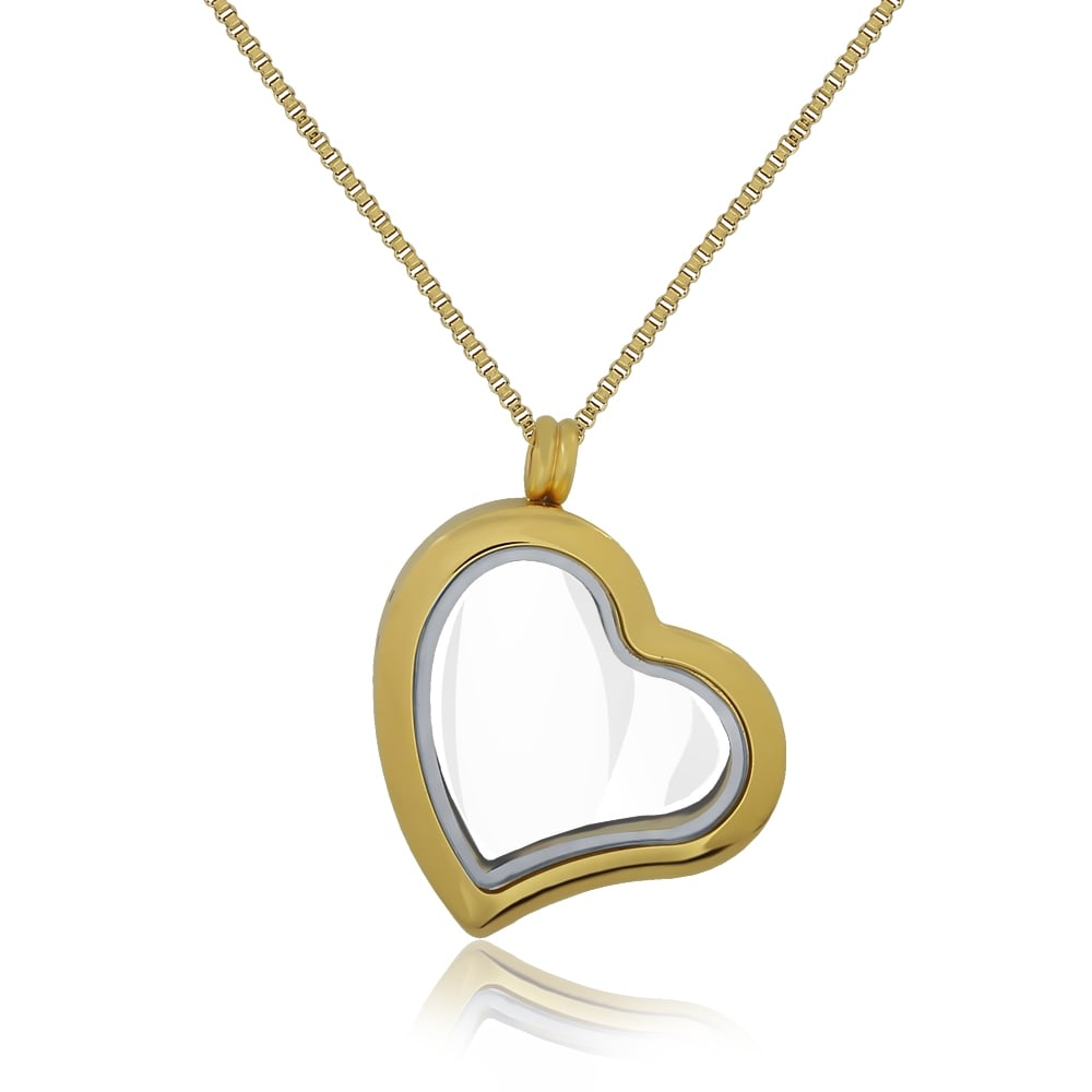 lockets shaped be gold engraved personalised locket can yellow heart
